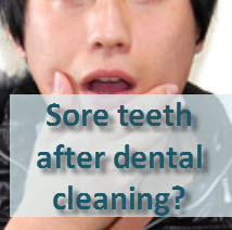 Sore teeth after a Dental Cleaning? – Your Smile Dental Care